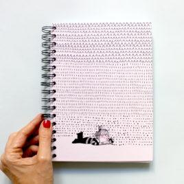 Libreta La Volátil, DIBUJAR