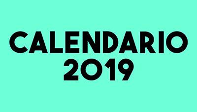 Agustina Guerrero, Calendario