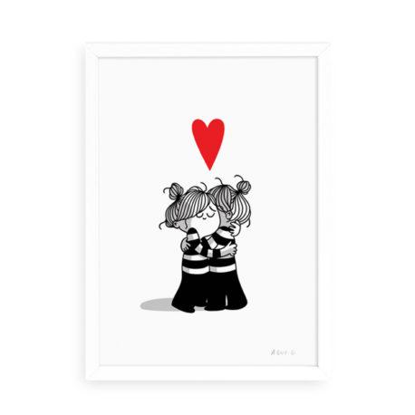 abrazo 3