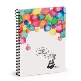 Cuaderno La Volátil, CAMBIO (grande)