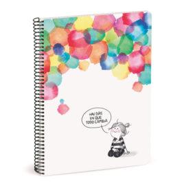 Cuaderno Cambio