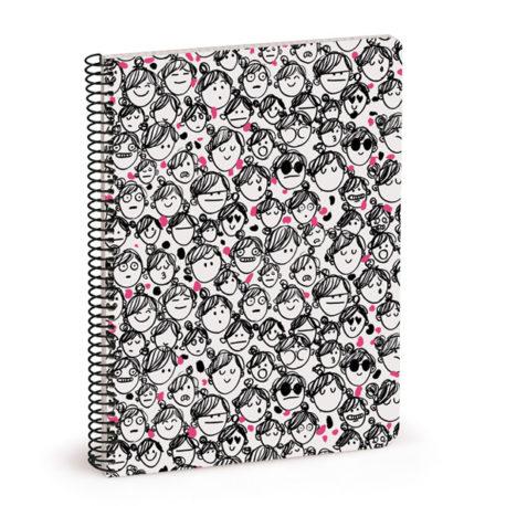 caras cuaderno 1