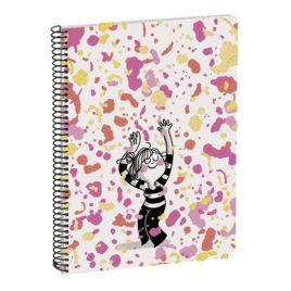 Cuaderno La Volátil, BAILANDO (pequeño)