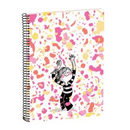 Cuaderno Bailando