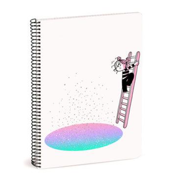 Cuaderno Escalera