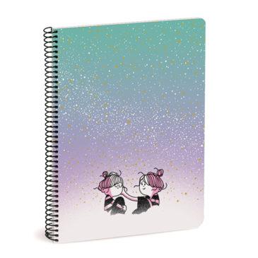Cuaderno Me he reencontrado
